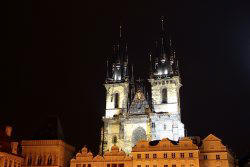 Church og Our Lady before Tyne Prague - Praha