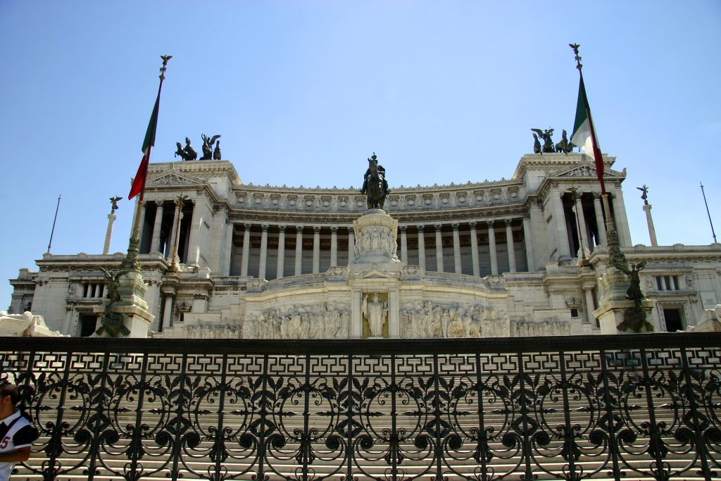 National Monument Of Victor Emmanuel II