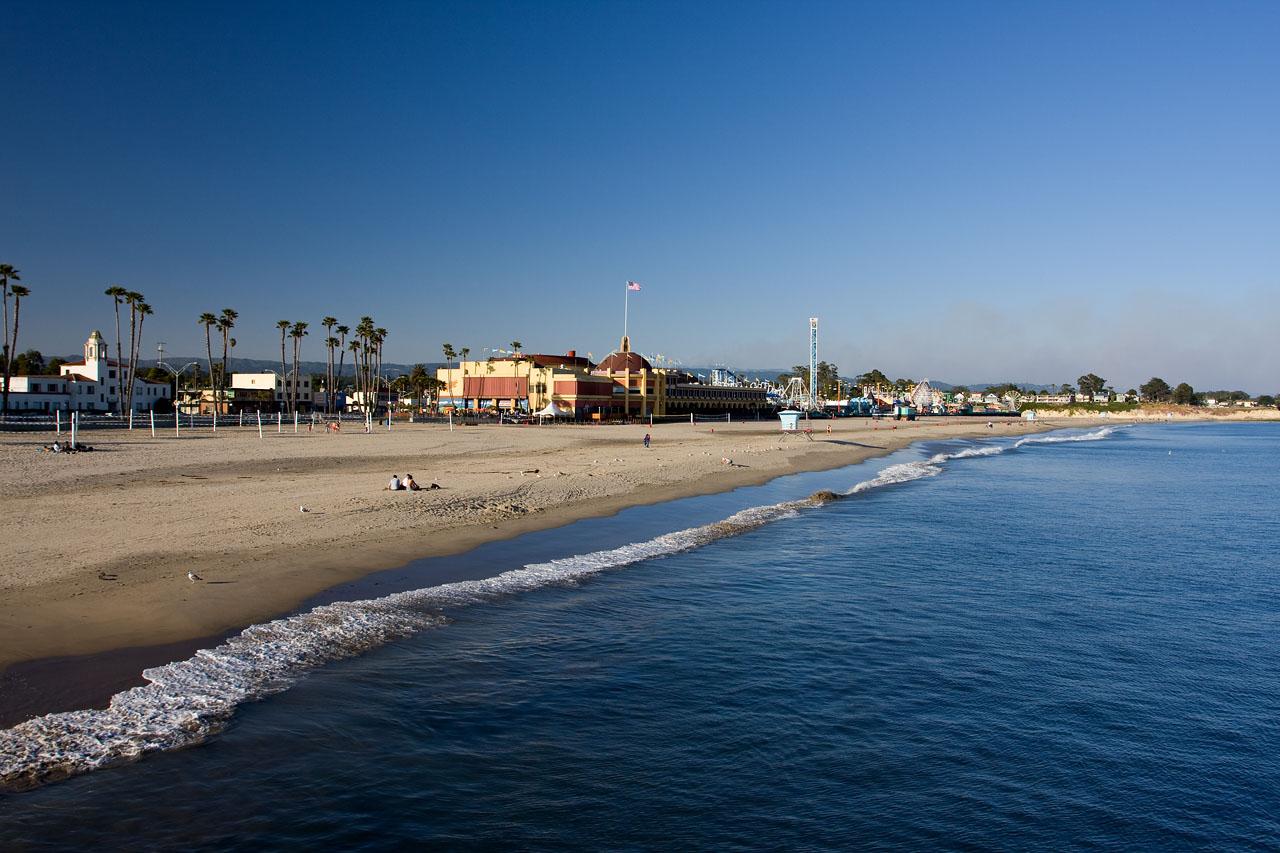Monterey State Beach Cam